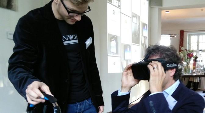 HR Edge 2015: Virtual Reality im Bereich Employer Branding