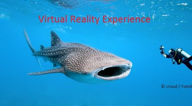 VR Experience in 60 Sekunden erklärt. Geht das?