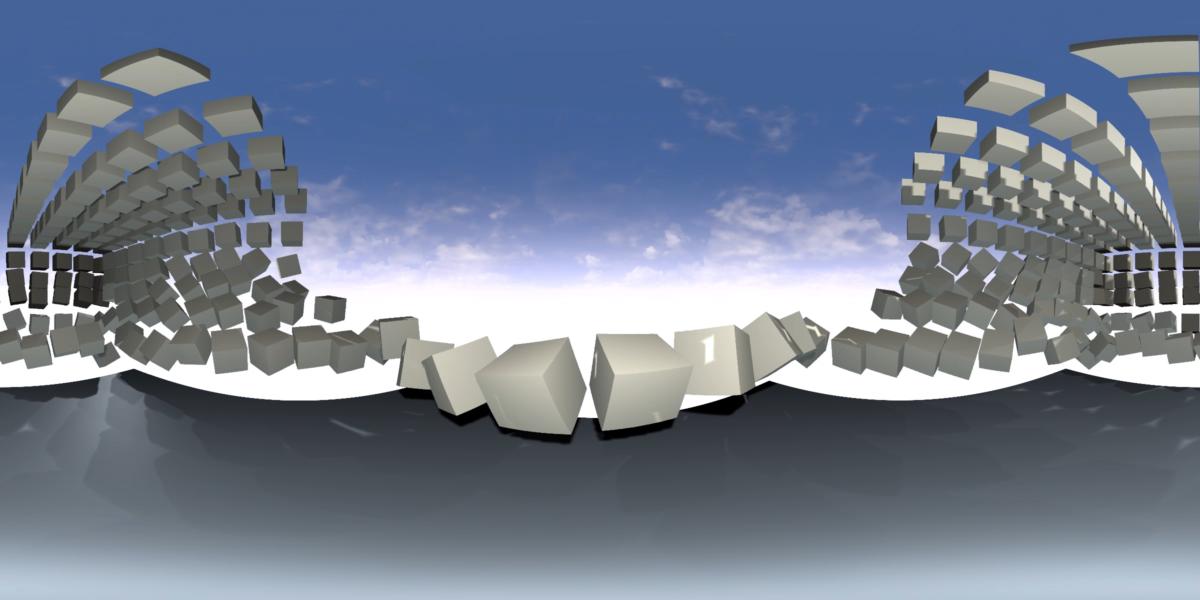Unreal Engine 4 als 360° Video: Erste Versuche