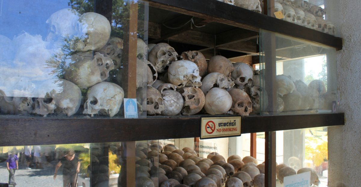 Killing Fields & Foltergefängnis S-21